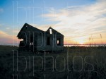 Long Beach Island (LBI) Happy Days Shack Sunset Closeup (Color)