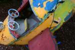 Technicolor Plane Crash 1 (Color)