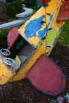Technicolor Plane Crash 2 (Color)