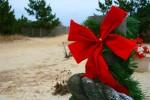 Christmas Beach Entrance (Color)