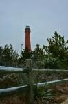 Snowy Lighthouse 3 (Color)