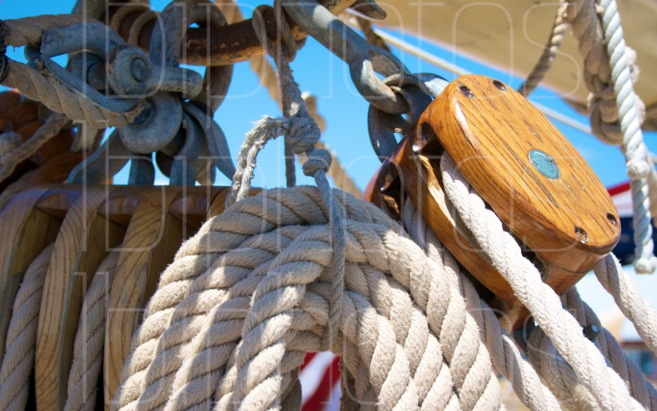 Ship Rope 1