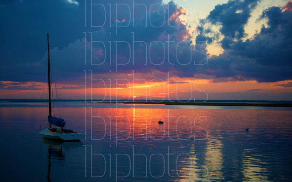 Sailboat Sunset 06