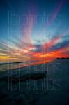 Dauphin Island Sunset 02 (Color)