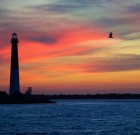Lighthouse Pink Sky 01
